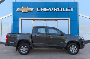 Chevrolet lanzó la S10 4×4 LT Automática