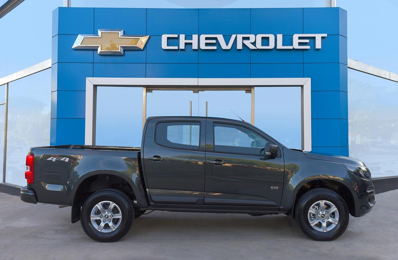 Chevrolet S10 4x4 LT automática 2020