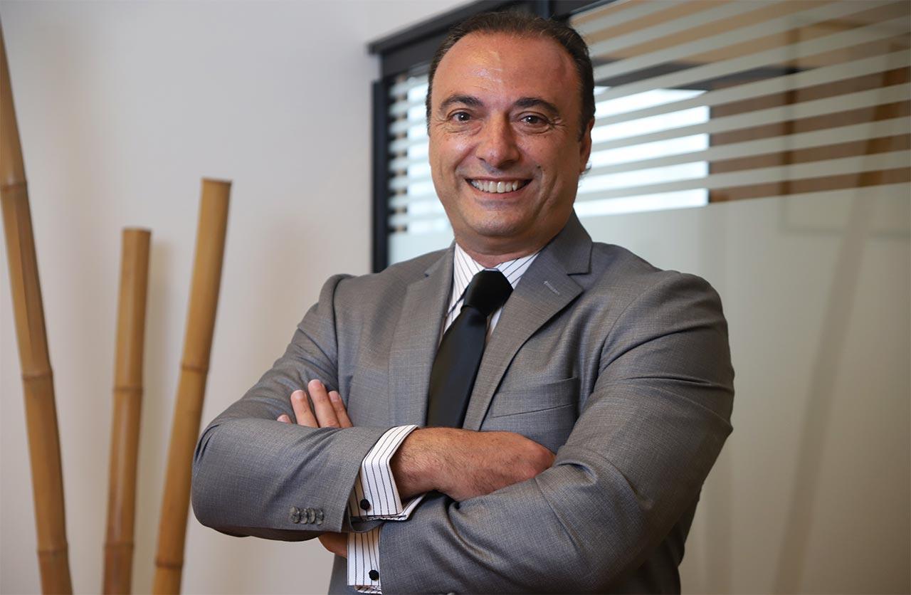 Daniel O. Giglio, Presidente de ATM Compañia de Seguros S.A.