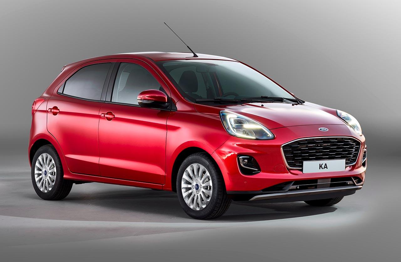 ¿Cuál será el futuro del Ford Ka?