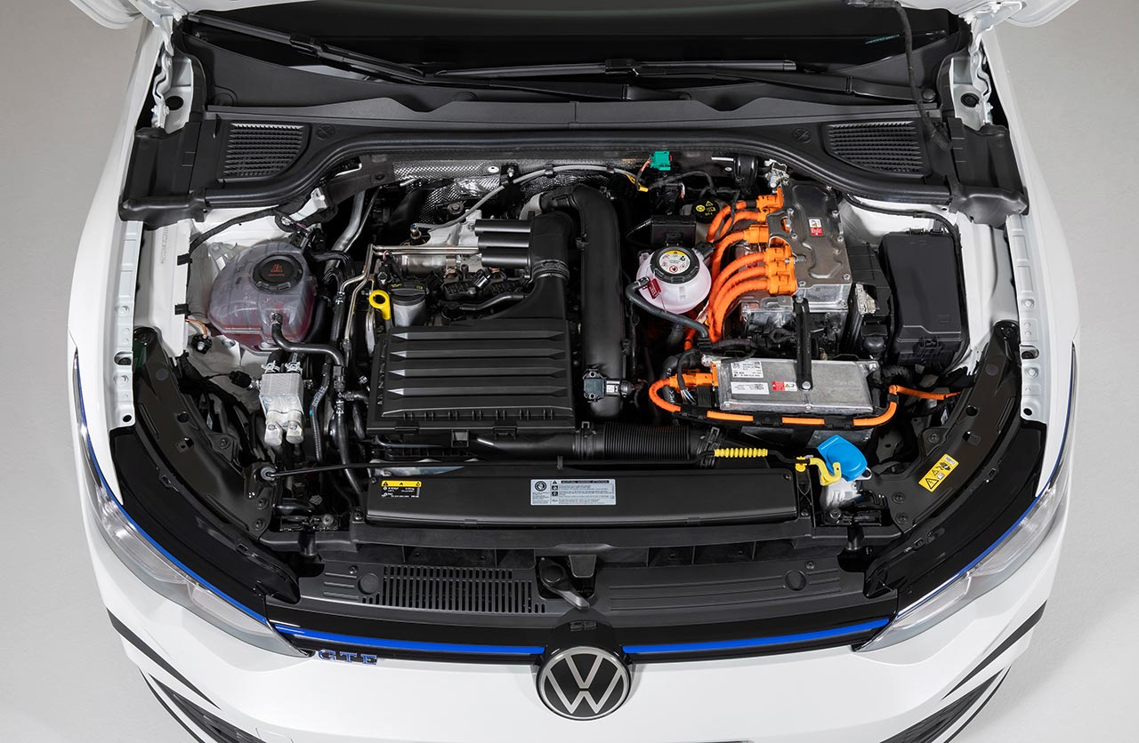 Motor Nuevo Volkswagen Golf 8 GTE