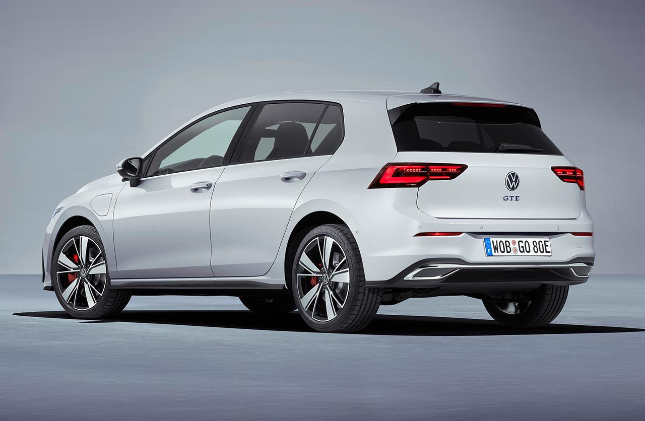 Nuevo Volkswagen Golf 8 GTE