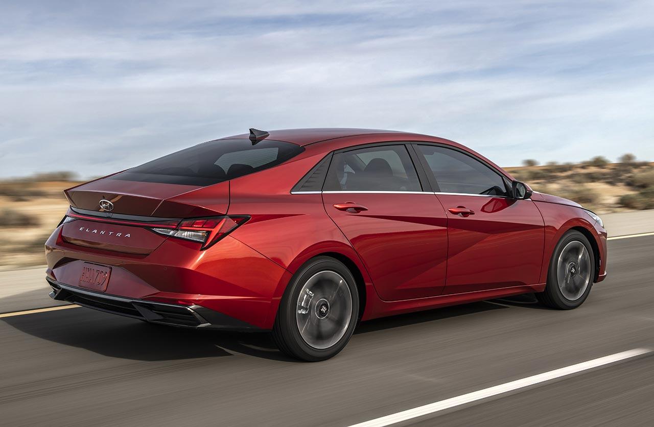 Nuevo Hyundai Elantra 2021