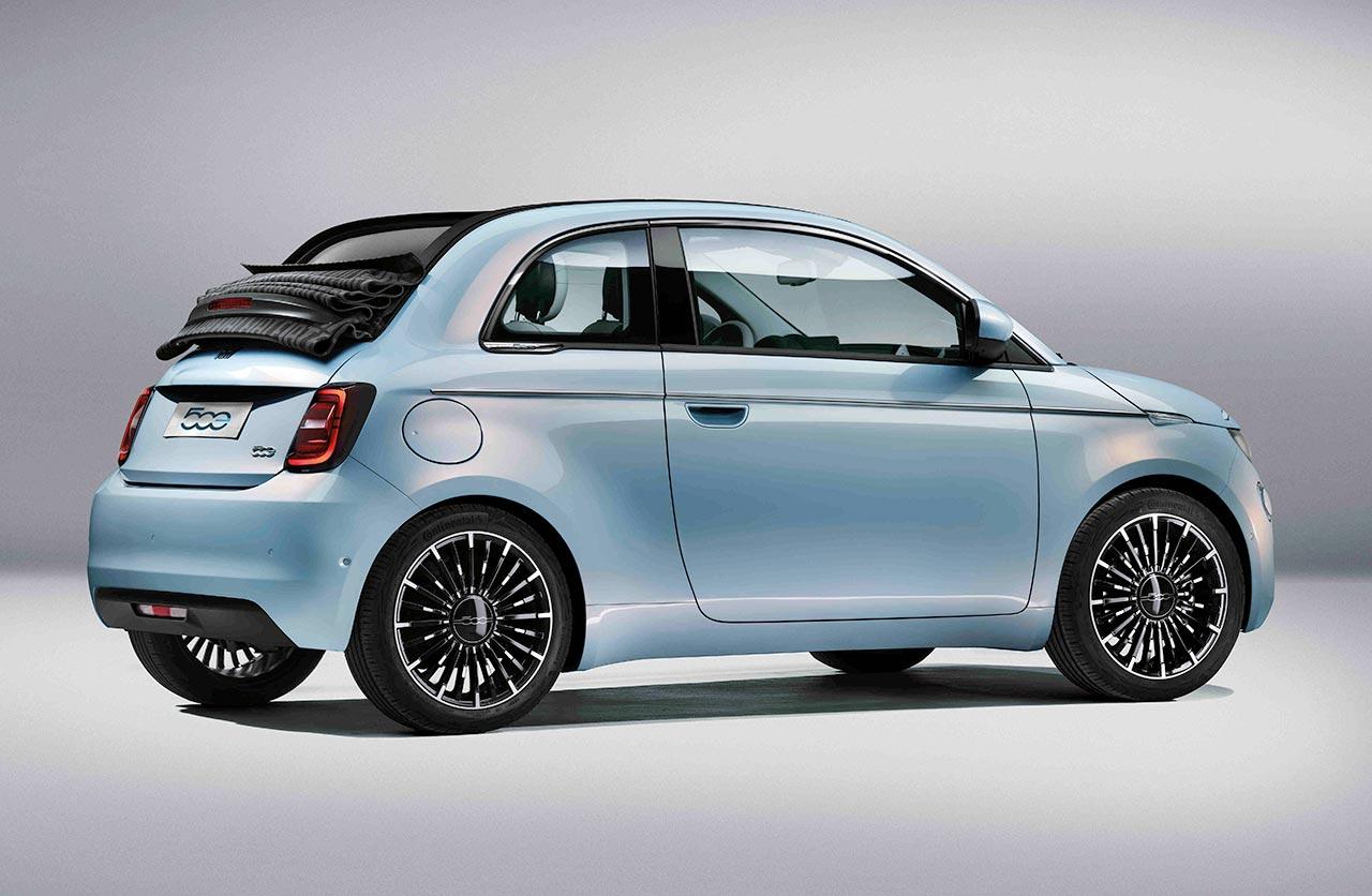 Nuevo Fiat 500 eléctrico