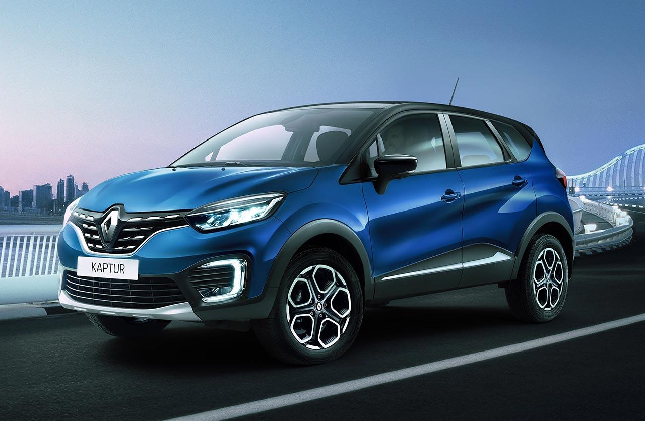 Se viene la actualización del Renault Captur