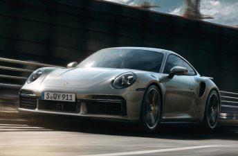 Porsche 911 Turbo S: con ¡650 caballos!