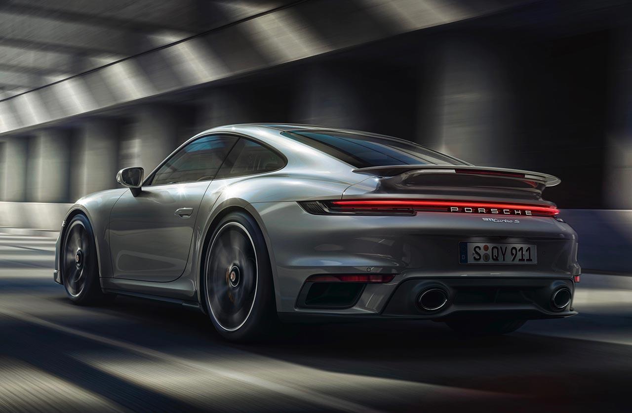 Nuevo Porsche 911 Turbo S (992)