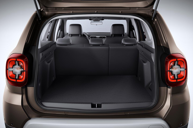 Baúl Interior Nueva Renault Duster 2021 Brasil