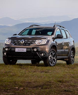 Renault ya produce la nueva Duster para Argentina