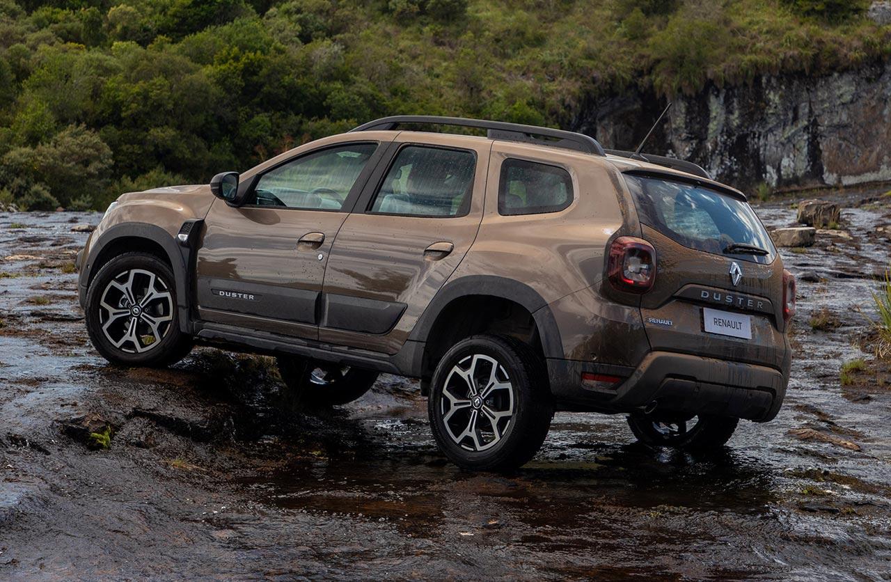 Interior Nueva Renault Duster 2021 Brasil