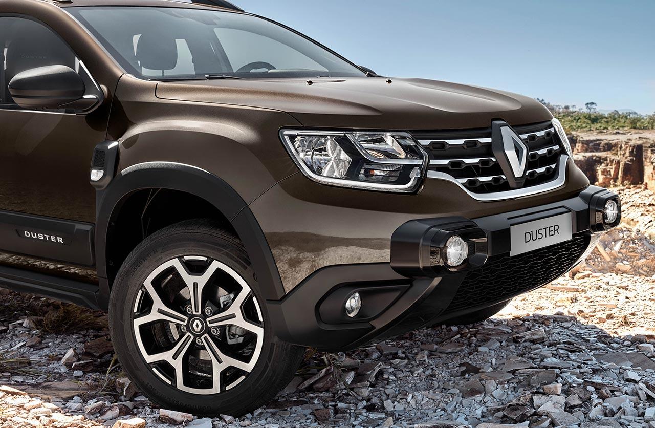 Nueva Renault Duster 2021 Brasil