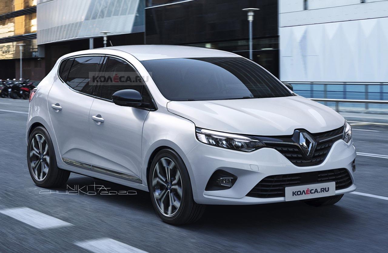 Cómo sería el nuevo Renault Sandero