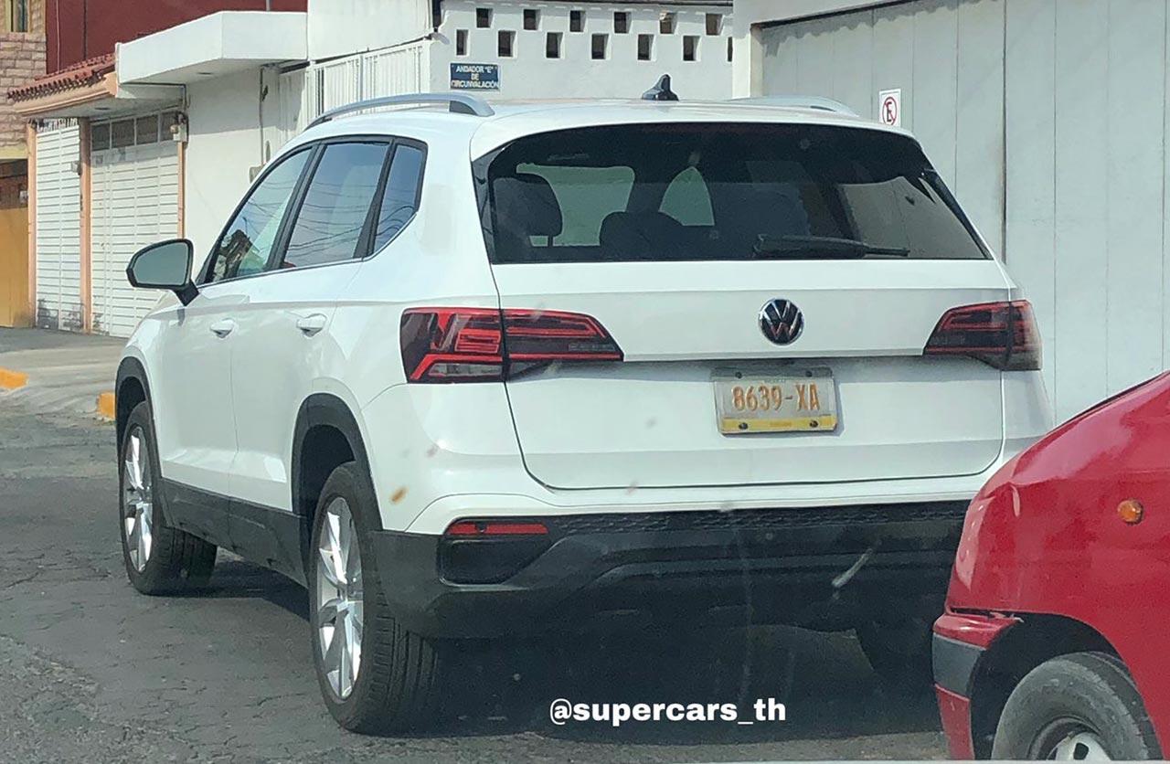 SUV Volkswagen Tarek - Tharu