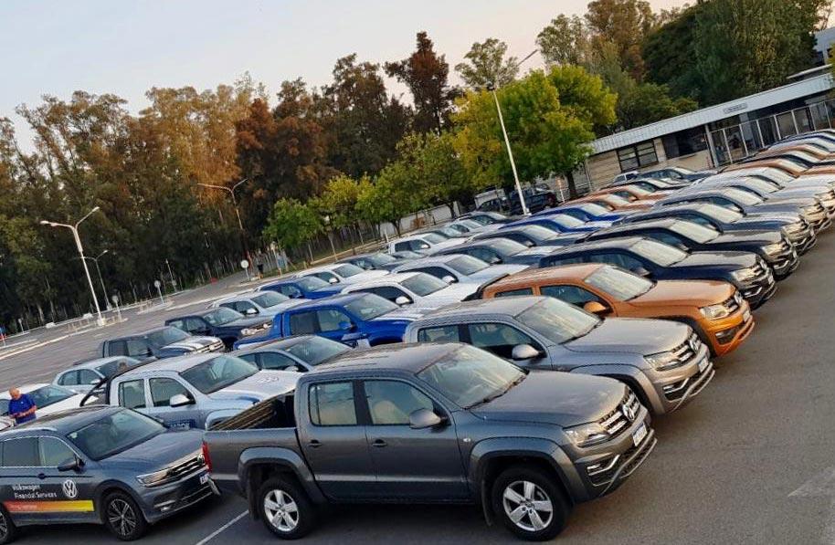 Volkswagen pone a disposición vehículos para ayudar a combatir el coronavirus