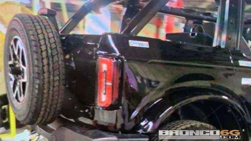 Nuevo Ford Bronco