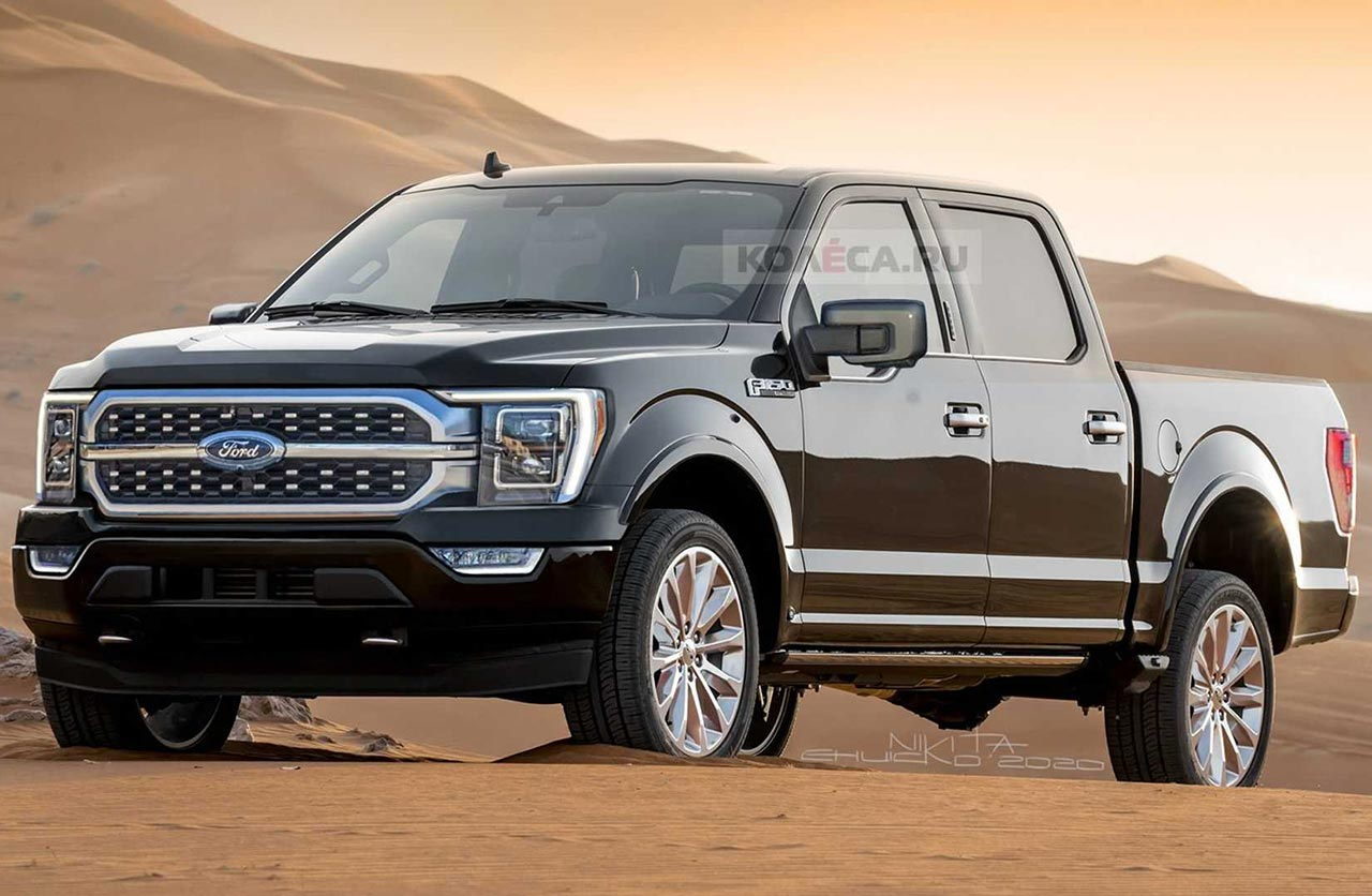 Ford prepara cambios para la F-150