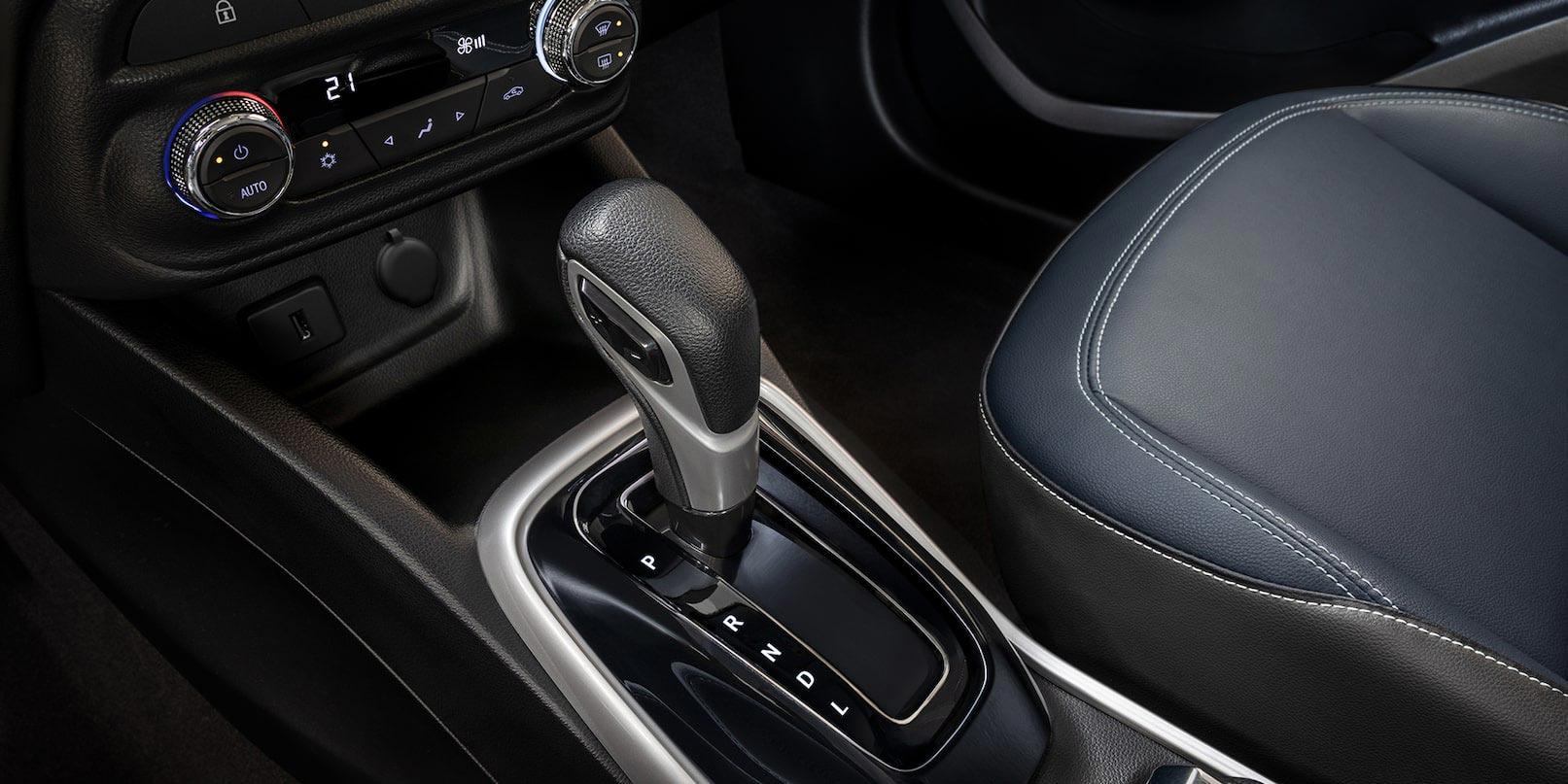 Caja automática Nueva Chevrolet Tracker
