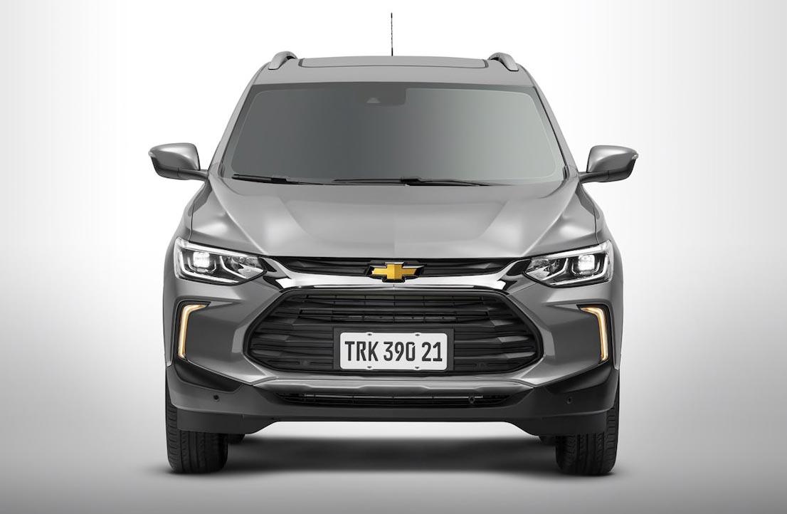 Nueva Chevrolet Tracker
