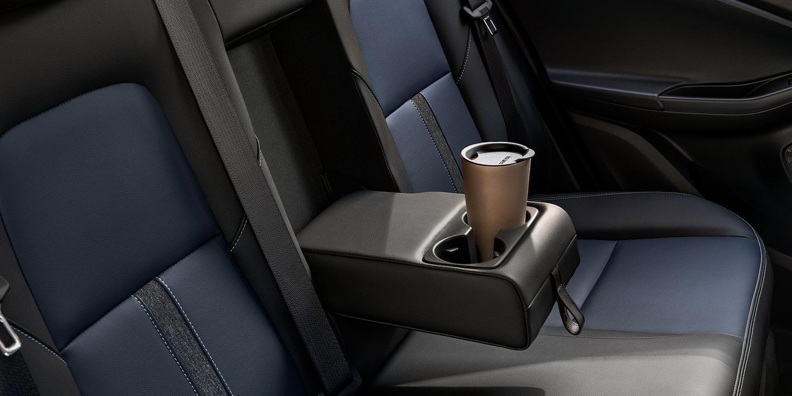 Interior Nueva Chevrolet Tracker