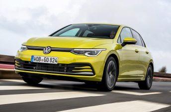 Volkswagen Golf 8 registrado en Brasil: ¿llegará?