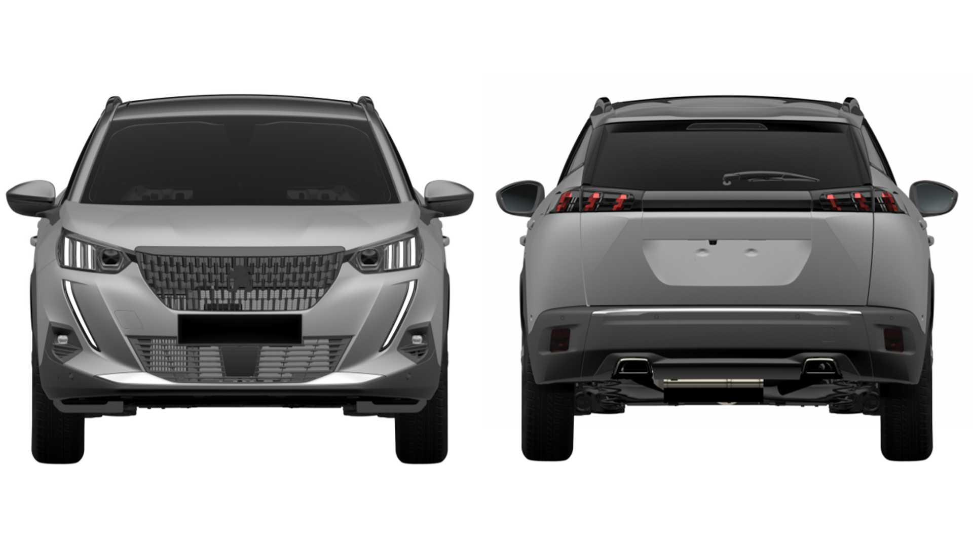 Nuevo Peugeot 2008 INPI