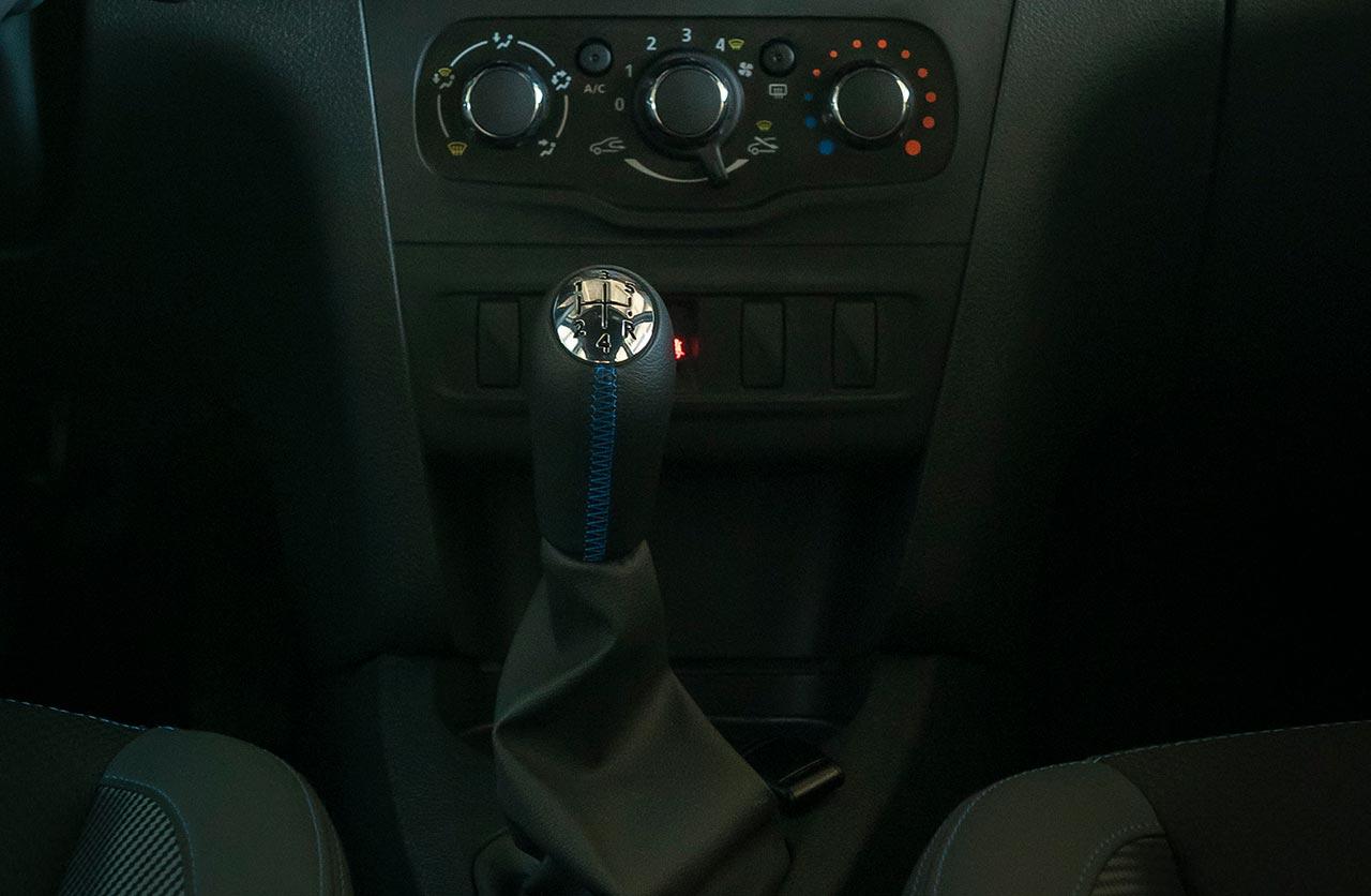 Caja manual Nuevo Renault Sandero GT Line