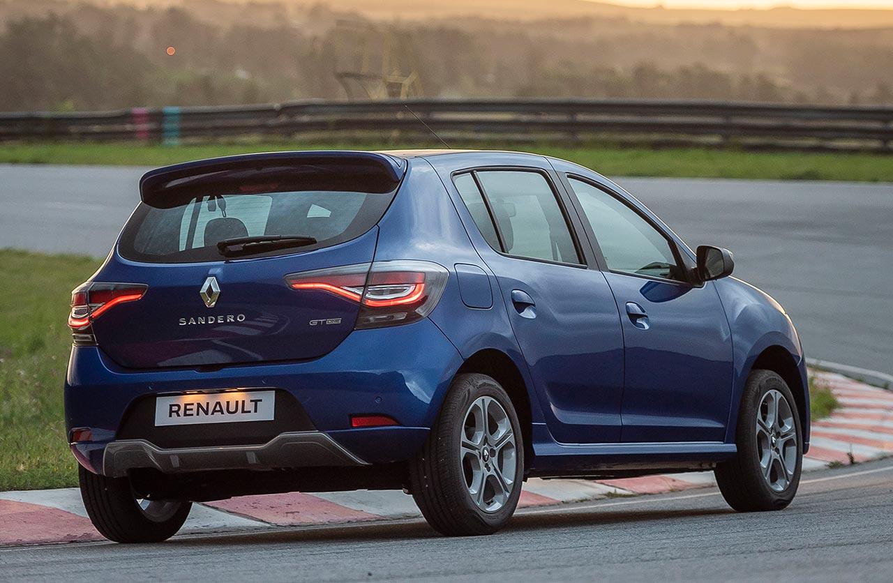 Nuevo Renault Sandero GT Line