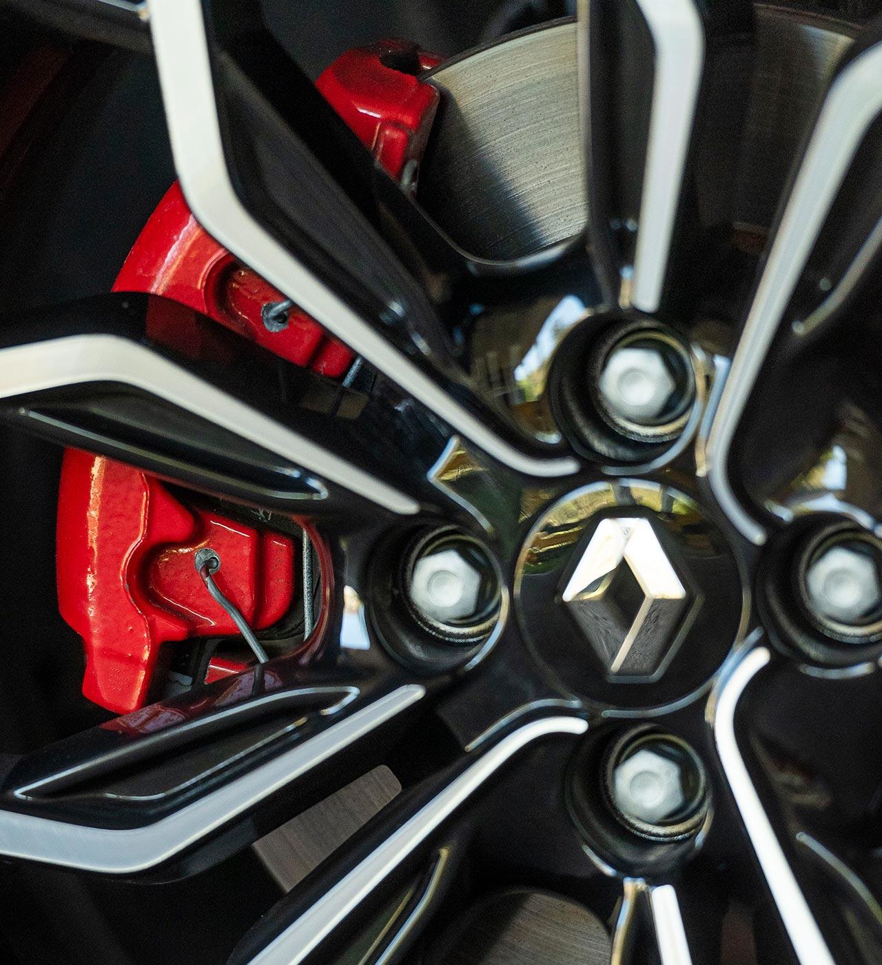 Llantas - frenos Nuevo Renault Sandero RS