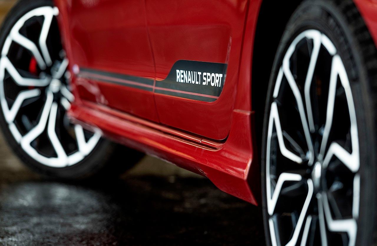 Nuevo Renault Sandero RS