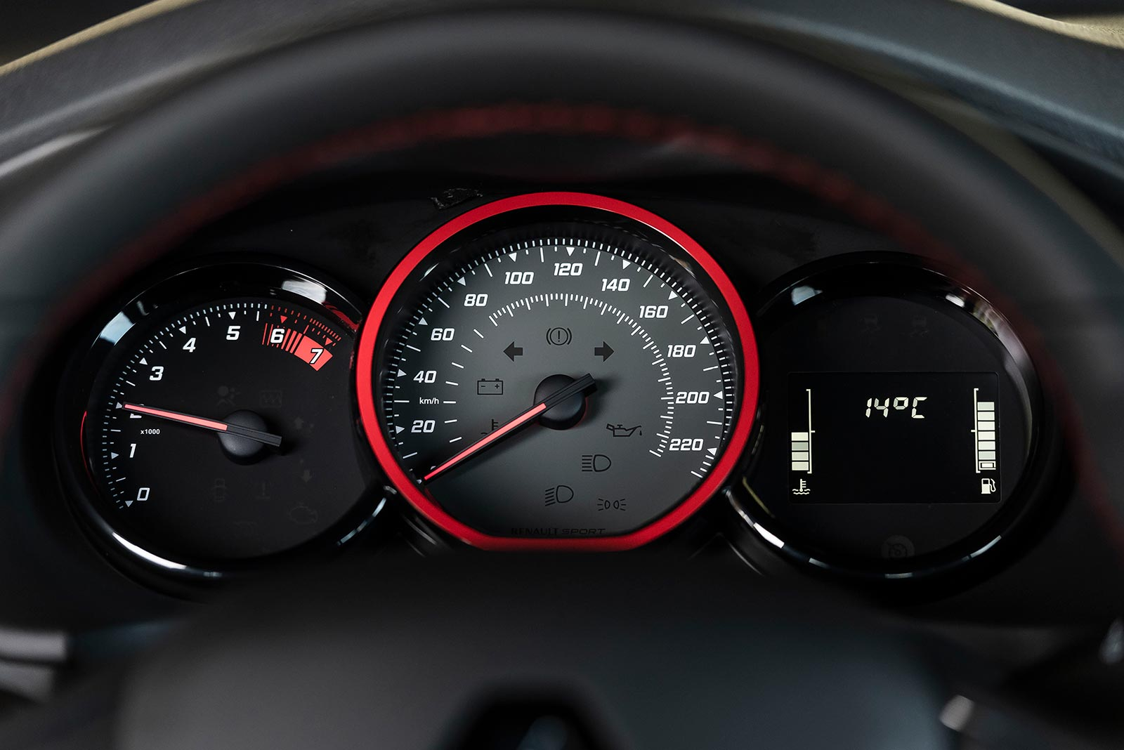 Tablero Nuevo Renault Sandero RS