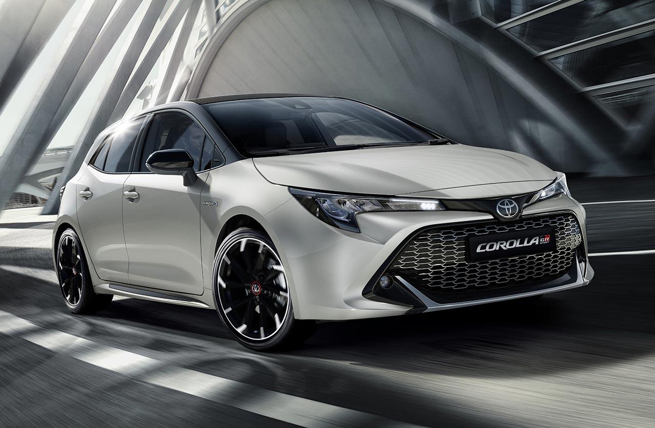 GR-Sport: así es el Toyota Corolla deportivo
