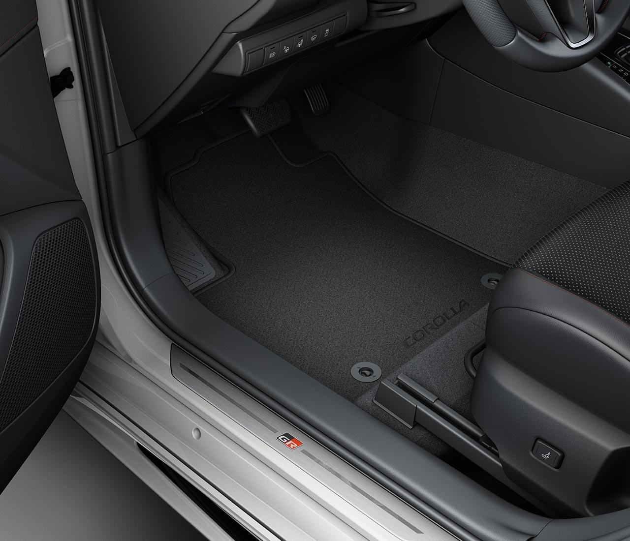 Interior Toyota Corolla GR-Sport