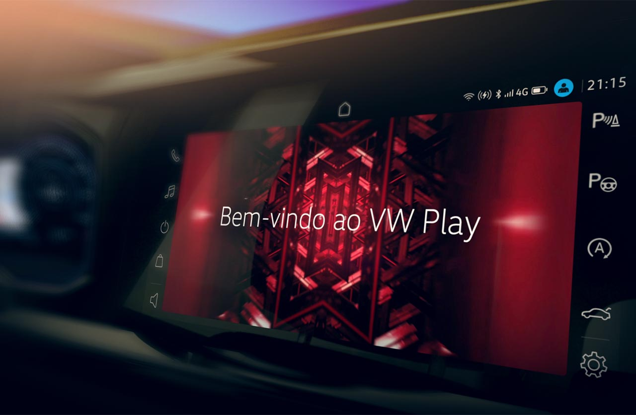 VW Play, nuevo sistema multimedia