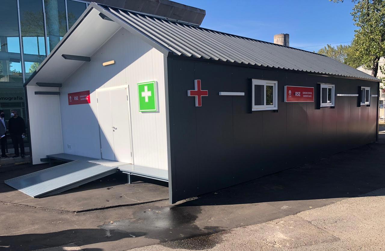 Centro médico sanitario