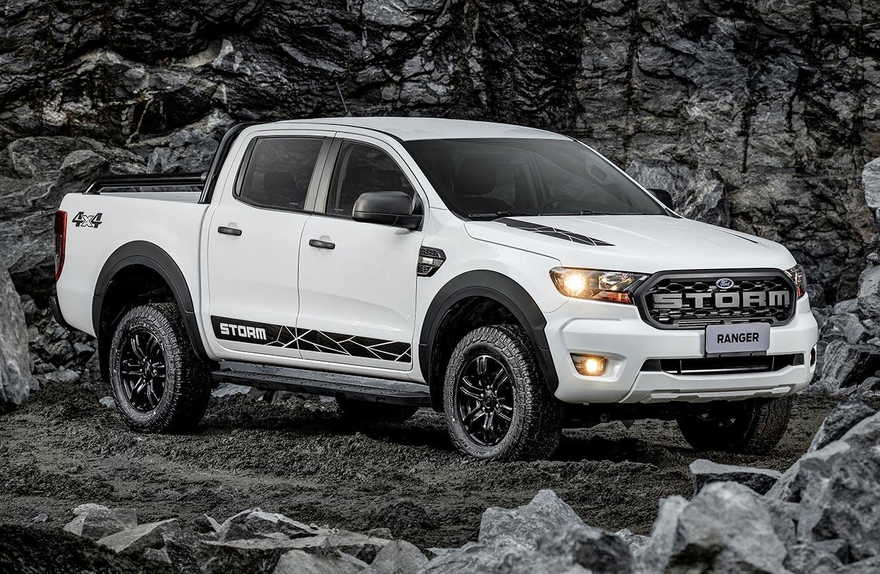 Storm: la nueva Ford Ranger - Mega Autos