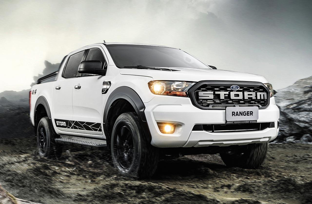 Storm: la nueva Ford Ranger