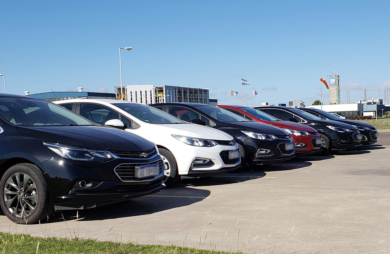 General Motors entregó vehículos al Gobierno de Santa Fe para la movilidad de recursos durante la emergencia sanitaria