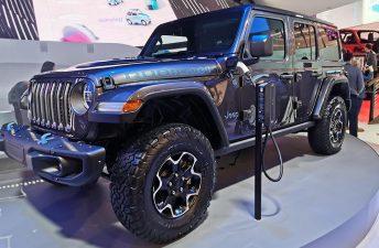 Jeep, con porvenir electrificado