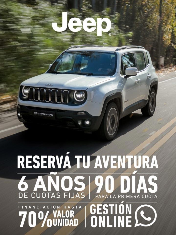 Jeep créditos