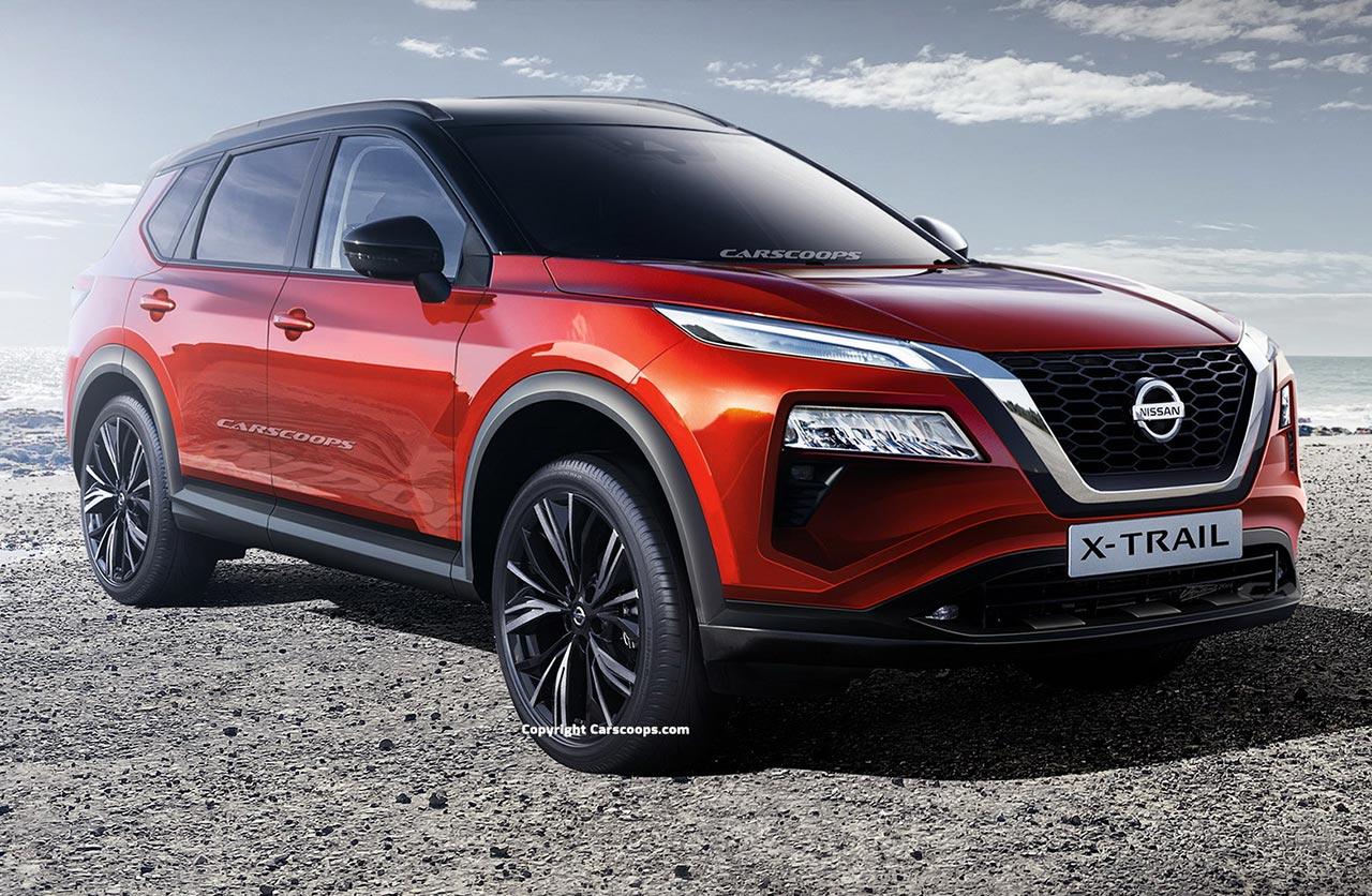 La nueva Nissan X-Trail se empieza a destapar