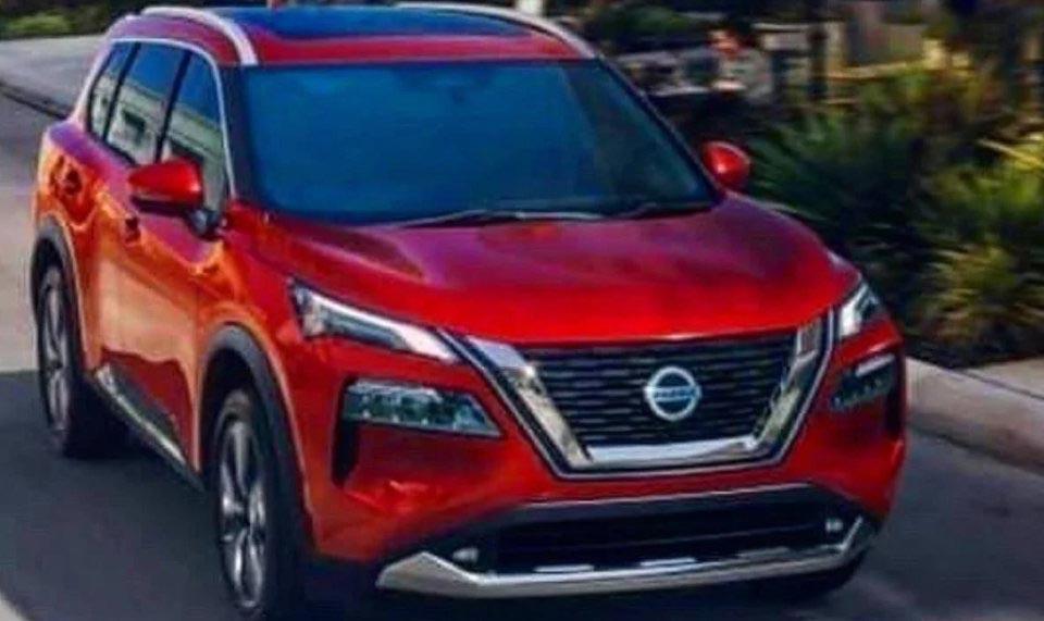 Nueva Nissan X-Trail 2021