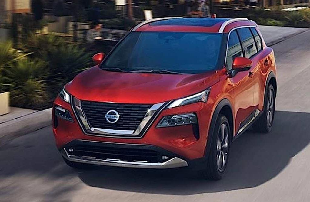 Con ustedes, la nueva Nissan X-Trail