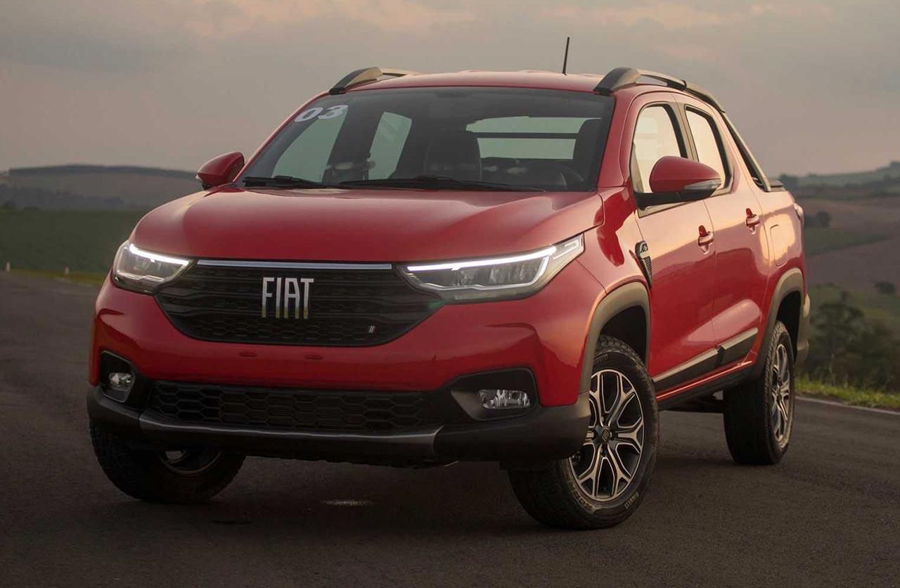 Nueva Fiat Strada