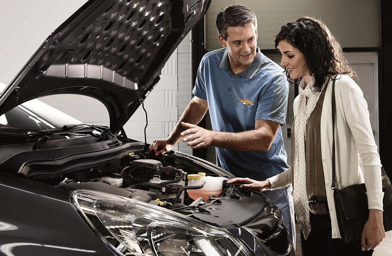 Chevrolet ofrece descuentos de hasta 35% en el service del auto haciendo la reserva online