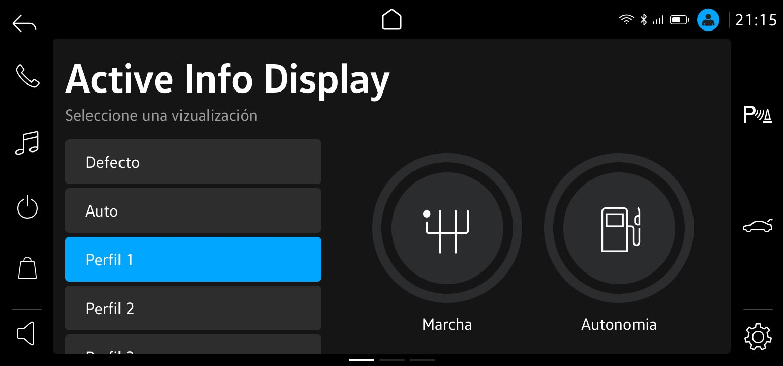 VW Play sistema multimedia