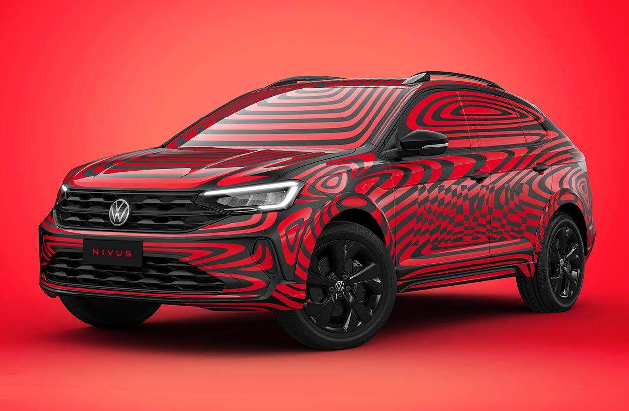 Oficial: cómo luce el Volkswagen Nivus