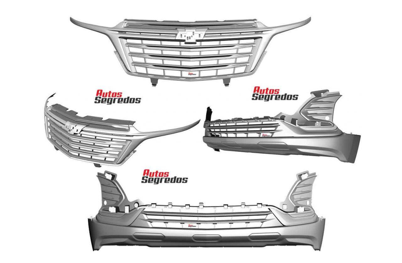 piezas nueva Chevrolet Equinox
