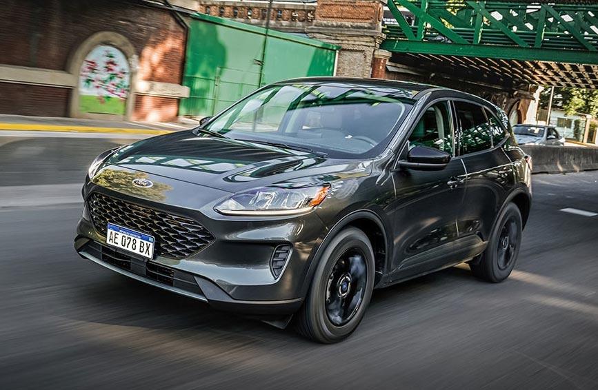 Ford lanzó la nueva Kuga Híbrida