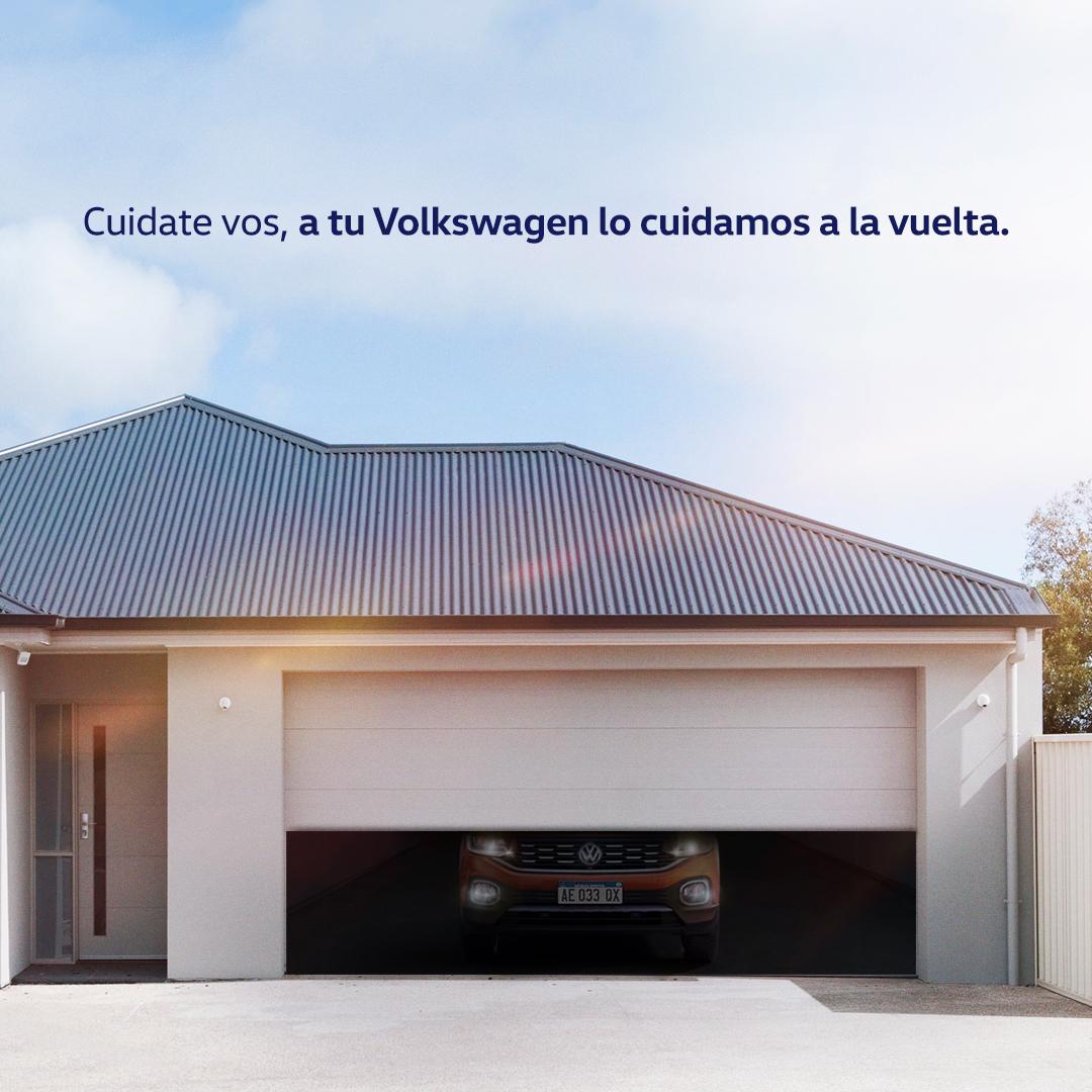 Volkswagen extiende los plazos de garantía y mantenimiento por el coronavirus