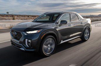 Más sobre la Hyundai Santa Cruz pick up
